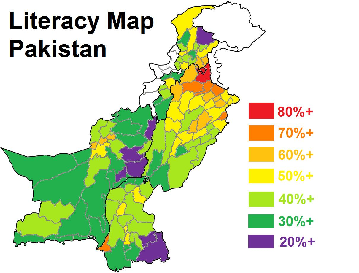 Research papers on primary education in pakistan